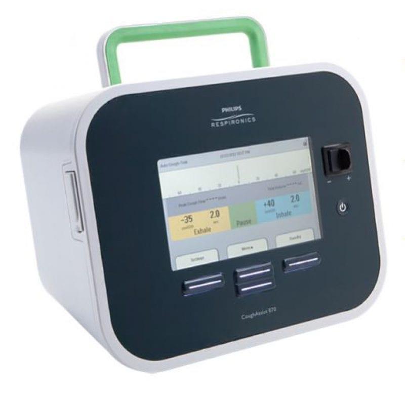 cough assist device