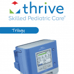 The cover of Thrive SPC's Trilogy brochure