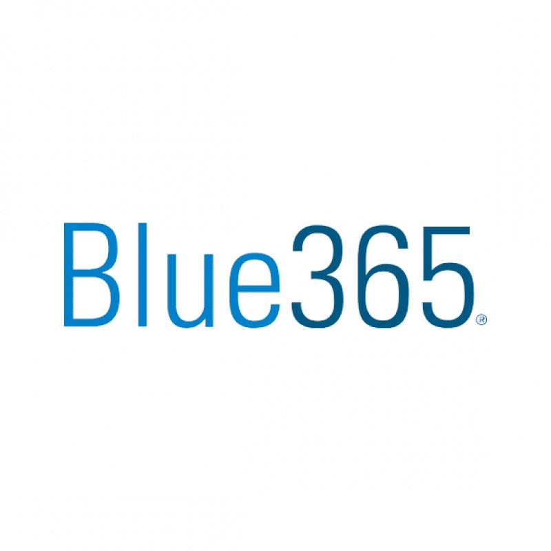 BLUE Benefit Blue365 logo