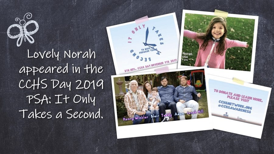 donation video featuring norah