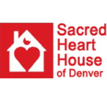 sacred heart house of denver logo