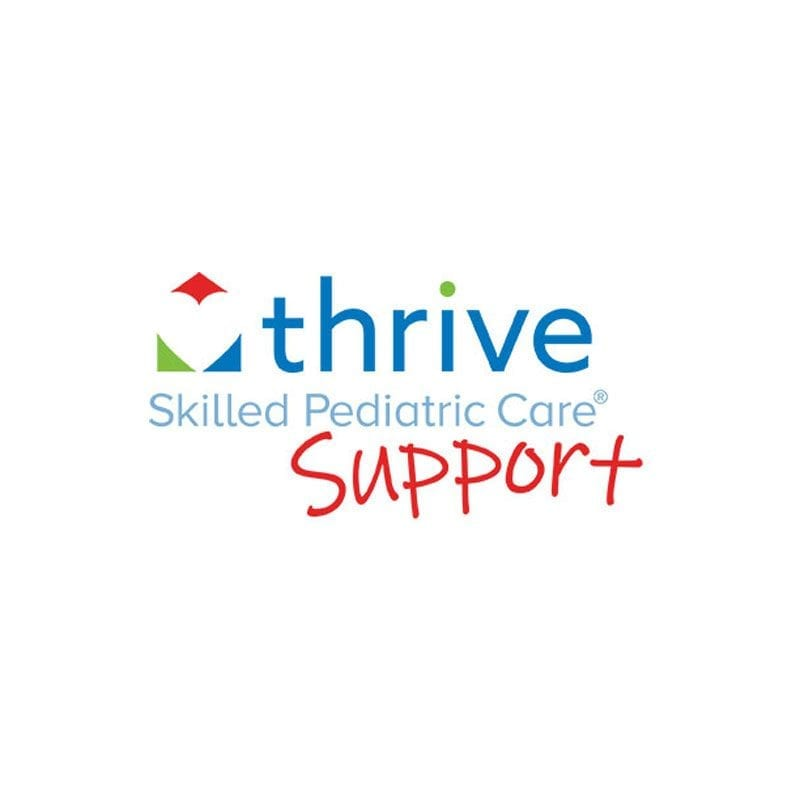 thrive support logo